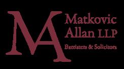 Matkovic Allan LLP